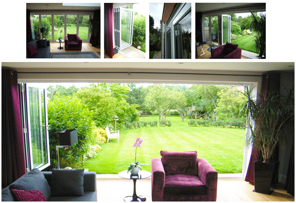 Bifolding doors experts serving High Wycombe